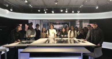 Education aux médias et à l'information au Lycée