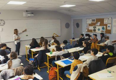 Des classes à projet sport et développement durable