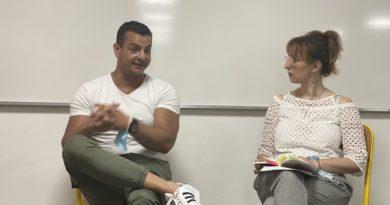 Rencontre avec Kamel Madani