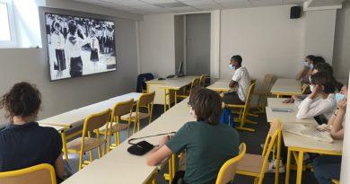 Option Cinéma Audiovisuel Au Lycée